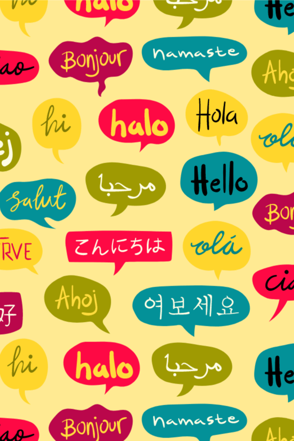 How to learn multiple languages